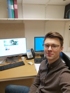 Meet our new NorthPop doctoral student Jonas!